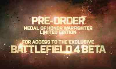 Эксклюзивный доступ к бета-тесту Battlefield 4!
