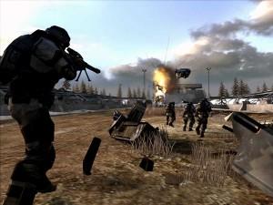 Battlefield 2143 дата выхода - никогда.