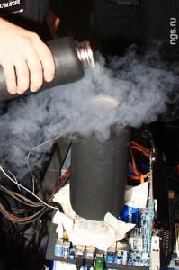 Система охлаждения для процессора
