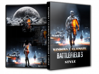 Windows 7 x64 Ultimate Battlefield 3