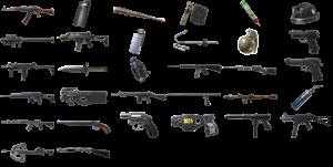 Battlefield-Hardline оружие