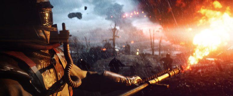 Battlefield 1 вместо Батлфилд 5