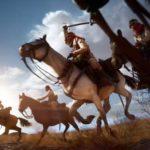Лошади в Battlefield 1
