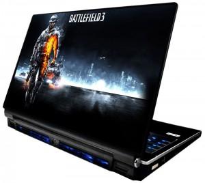 notebook Battlefield 3