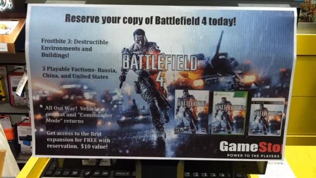 Новости Battlefield 4