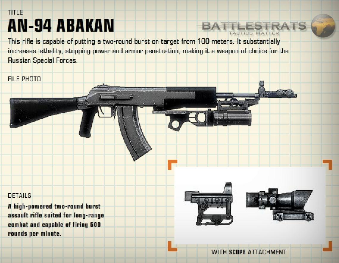 AN-94-Abakan